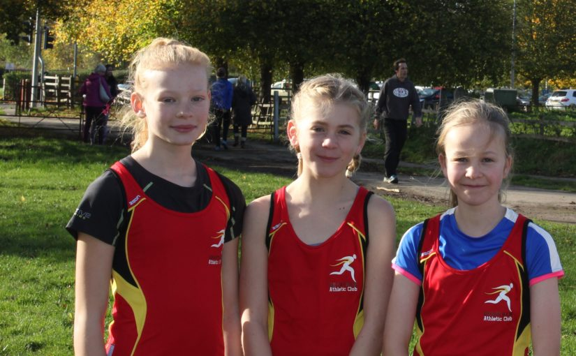 Match Report – Lincs County Athletics Champs – Boston
