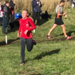 Grace Marshall, 19th in U11s (girls and boys)