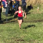 Meriel Sheard, 13th in U11s (girls and boys)