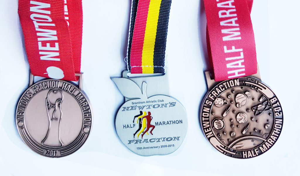 Fraction Medals