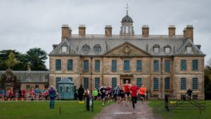 Our home parkrun is at Belton House
